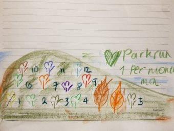 parkrunbulletjournal